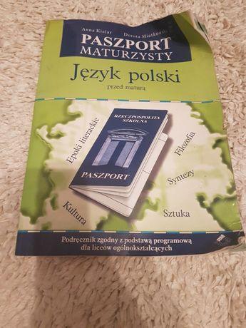 Paszport maturzysty język polski matura Anna Kielar Dorota Miatkowska