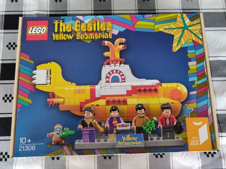 LEGO 21306 Ideas Yellow Submarine Beatles