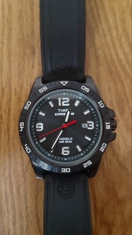 Zegarek Timex Expedition Indiglo WR50M