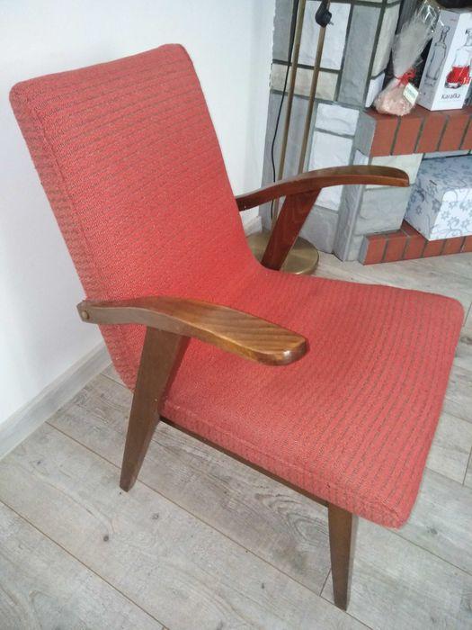 Fotele z PRL, projektu M. Puchały wzor 300-123. Iwonicz-Zdrój - image 1