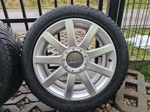 Felgi Audi OEM 18' + Opony zimowe
