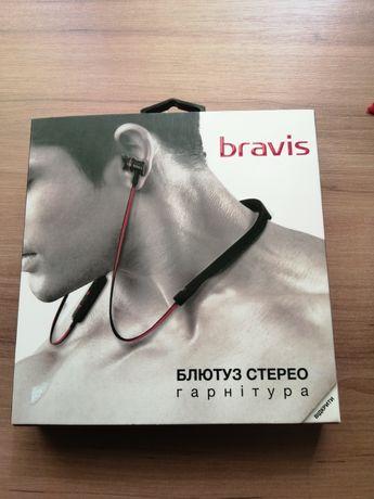 Блютус наушник Brаvis