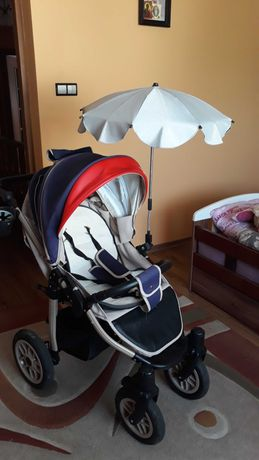 wózek dziecięcy spacerowy, jak nowy
