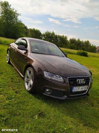 Audi A5 Zadbana Bezwypadkowa Mocca