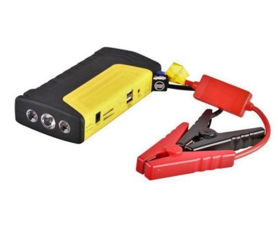 пусковое устройство (зарядное) автомобильное ,мини аккумулятор, легков