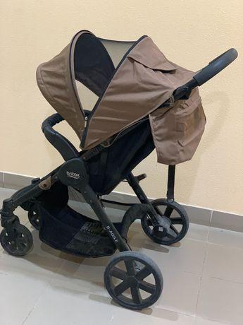 Детская коляска britax