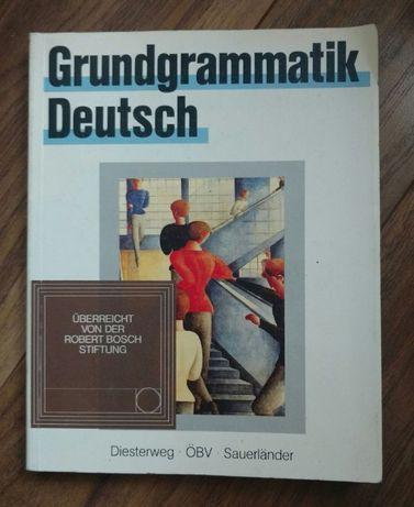 Grundgrammatik Deutsch - gramatyka niemiecka