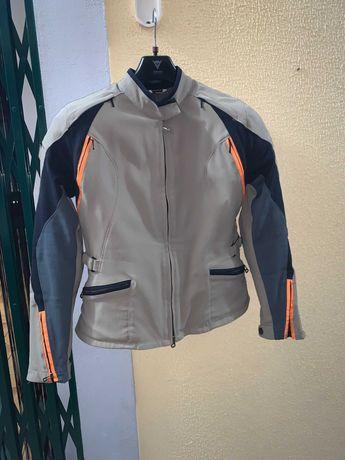 Casaco mota Dainese Arya Lady D-Dry tamanho 46