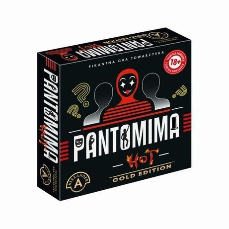 Pantomima Hot Wiek: 18+ Gold Edition Alexander