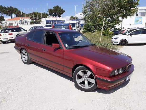 BMW e34 525 tds Angel eyes