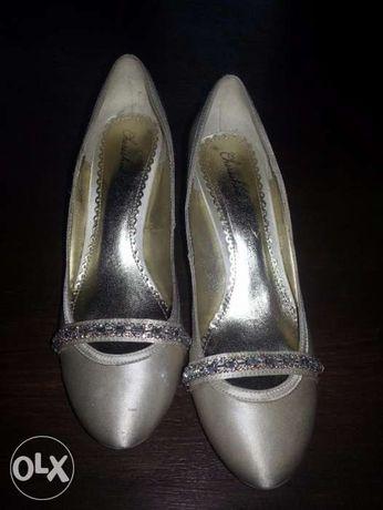 Buty do ślubu- angielskie