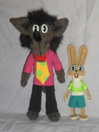 """Волк и заяц """"Ну погоди"""""""