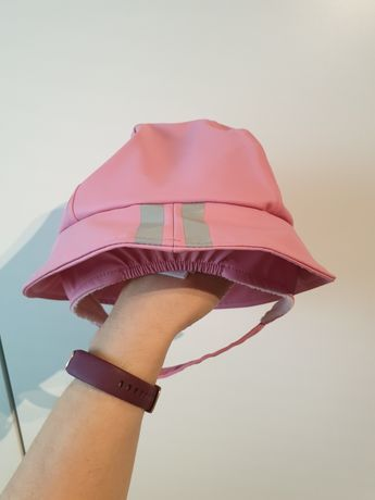 Przeciwdeszczowy kapelusz czapka z ocieplenienlm H&M