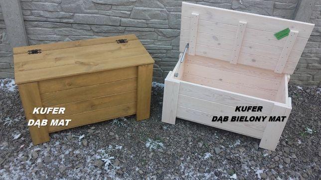 Skrzynia Kufer 100x50x50 - 31 KOLORÓW - wysyłana cała jak na zdjęciu