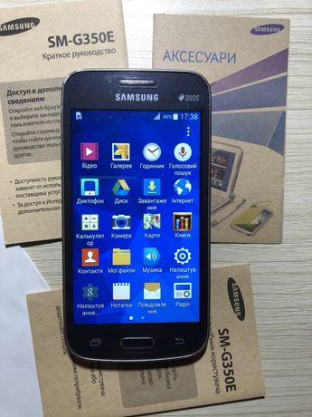 Мобильный телефон Samsung Galaxy SM-G350E Duos, Смартфон