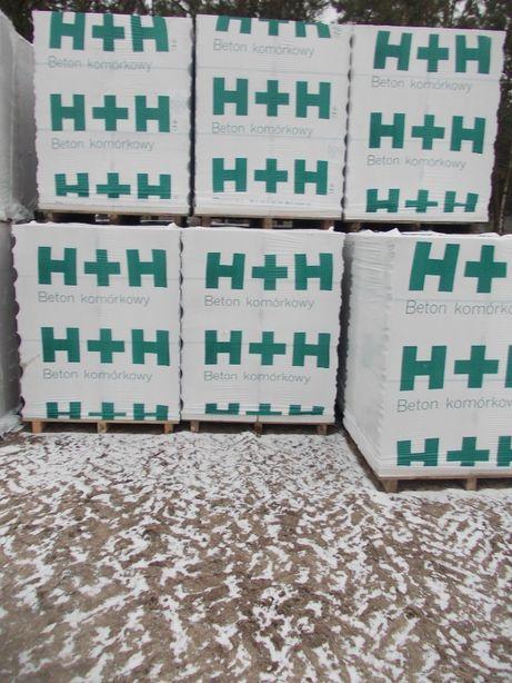 pustak biały h+h