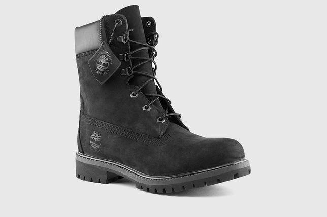 """Новые ботинки Timberland 8"""" Premium Black, US 10 (44) Оригинал!"""