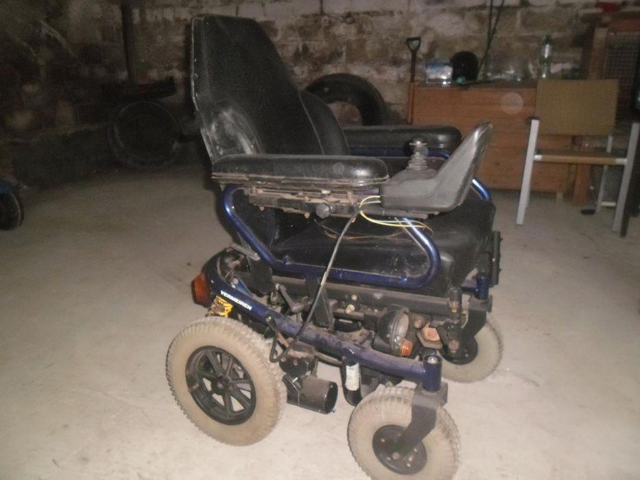 wózek inwalidzki elektryczny vermeiren Żółkiewka - image 1