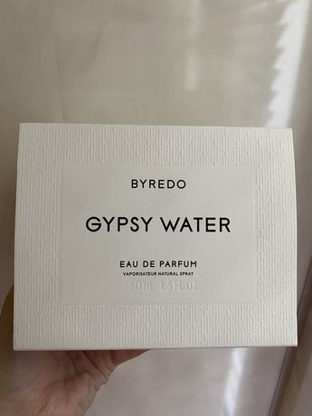 Оригинал ниша Байредо Byredo Gypsy Water Парфюм 50мл