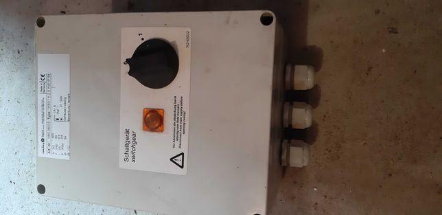 Przekaźnik ochrony termicznej MSD1 K2,5KW Rosenberg