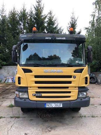 Scania P380wywrotka Pierwszy właściciel Salon Polska 8x4