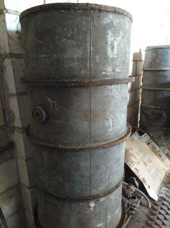 Beczki metalowe 200 l