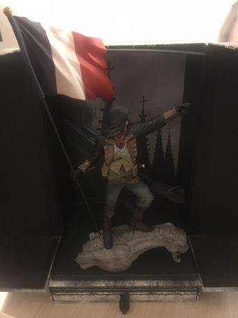 Assasin's creed Figurka Arno na gargulcu unity notre dame edition