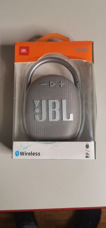 (NOVA) Coluna portátil JBL Clip 4