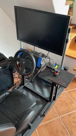 Simulador Setup SIMRACING T300 RS T3PA Playseat