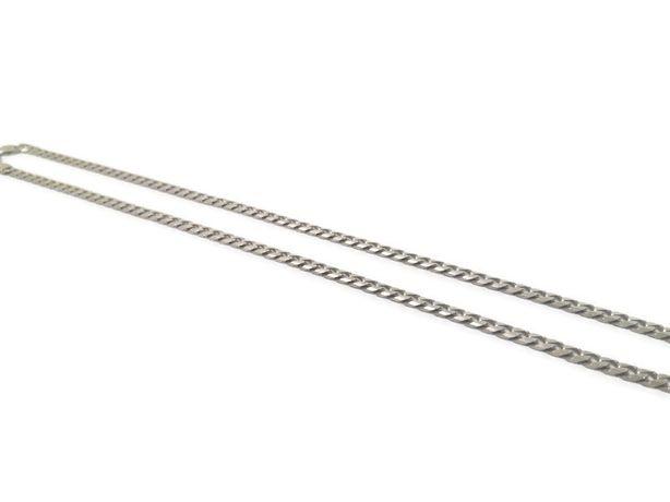 Wyrób Jubilerski Używany - Srebrny Łańcuszek 19,56g 52cm