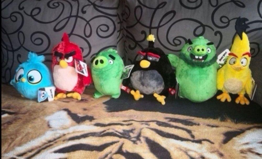 Angry Birds cała kolekcja Ostrów Wielkopolski - image 1