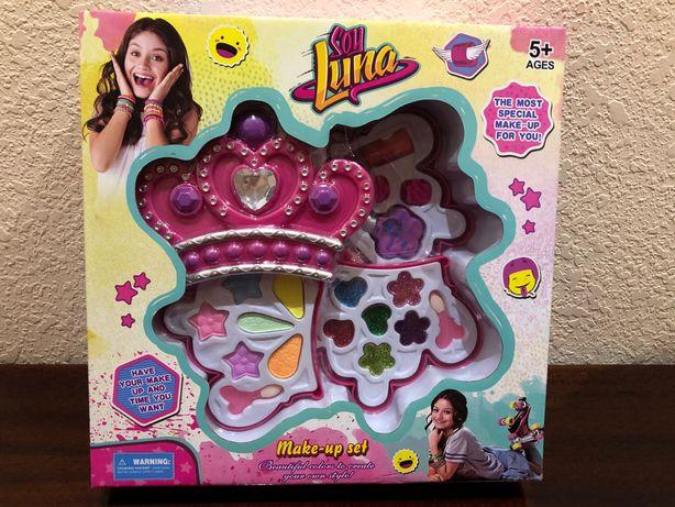 косметичка детскаяSoy  Luna в виде короны, новая