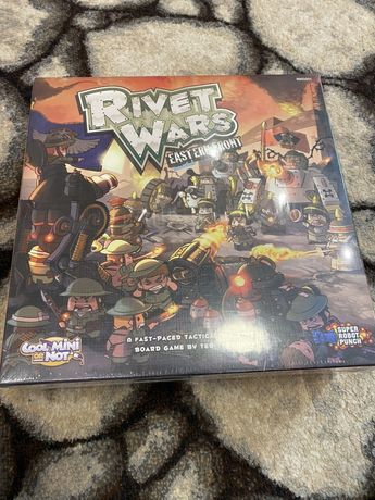 Игра Rivet Wars Eastern Front