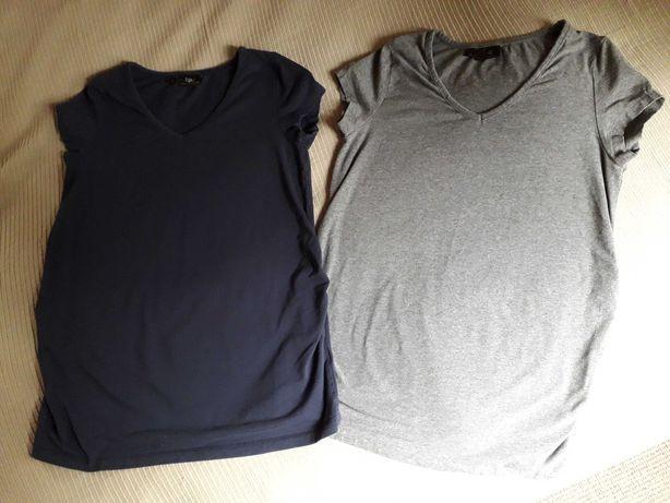 Bluzki ciążowe x2