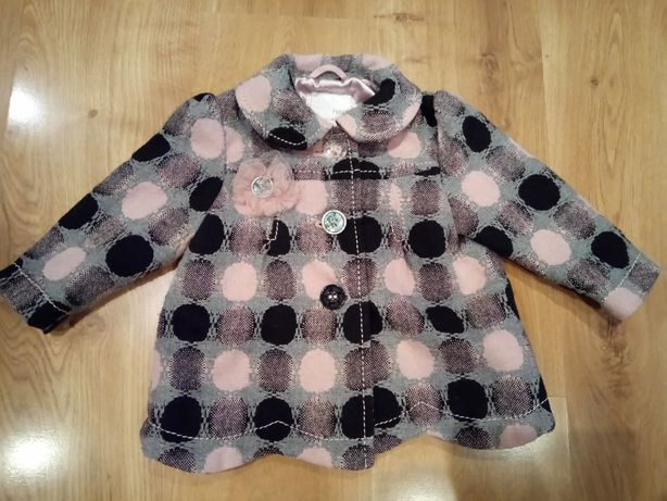 Płaszczyk płaszcz kurtka Next rozmiar 86