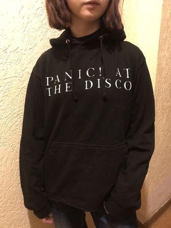 Укороченное худи Panic At The Disco