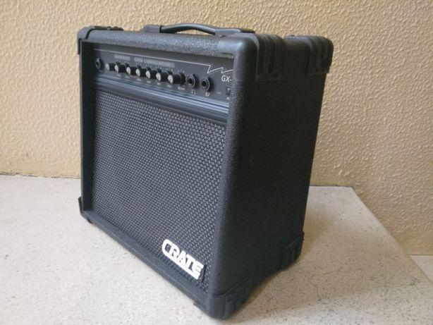 Amplificador da Crate modelo GX-15R - Em estado super Excelente!!!