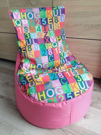 Fotel, worek do pokoju dziecięcego lub salonu SAKO 75x50x65