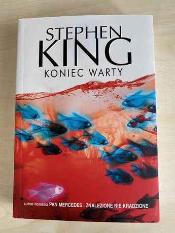 Stephen King Koniec warty
