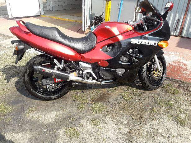 Suzuki GSX 600F Motocykl