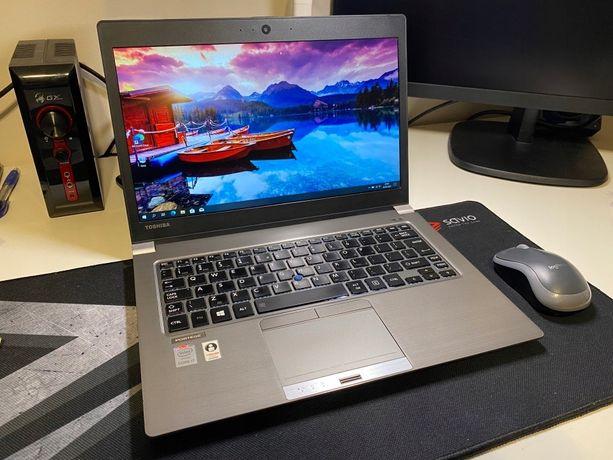 Toshiba Portege Z30-B Intel i7/12 GB RAM/256 SSD WIN 10 PRO [PL]