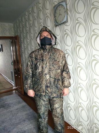 Зимовий камуфляжний костюм
