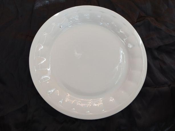 Talerze Berni - porcelana Chodzież