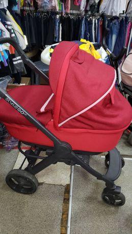 Продам chicco коляску 2в1 в отличном состоянии