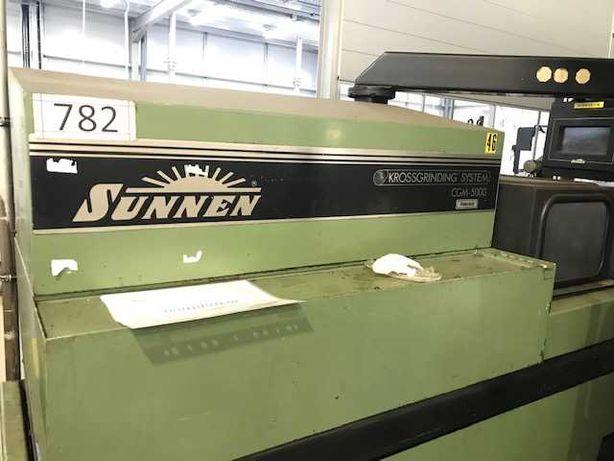 Maquina de brunir Sunnen