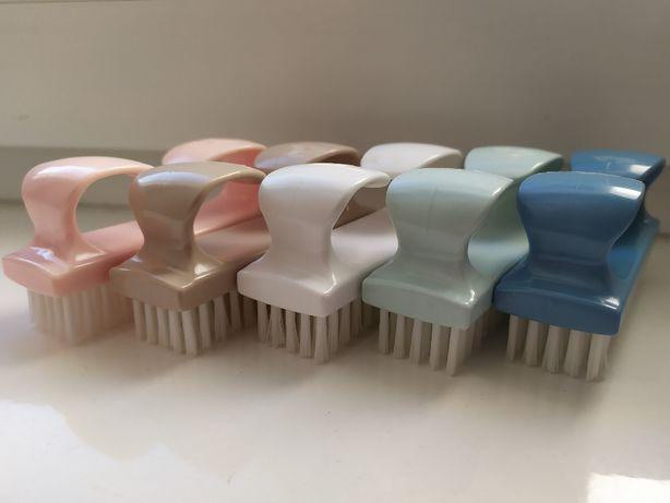 Szczoteczki do paznokci manicure sprzątania kosmetyczne 10 sztuk