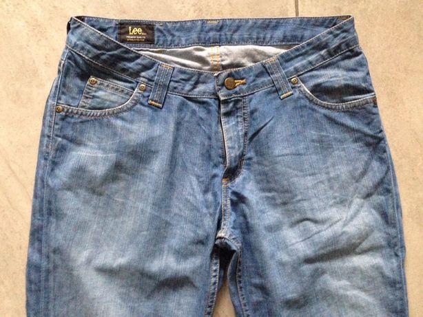 Spodnie jeansy L Lee