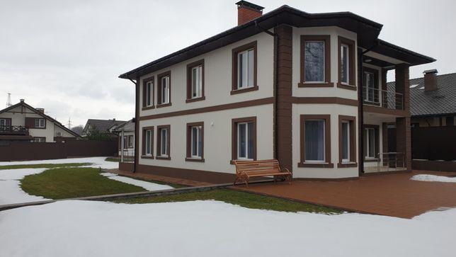 Сдам новий дом возле леса в Хотове, 260 м.кв.