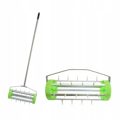 Aerator ręczny do trawy wertykulator BASS POLSKA