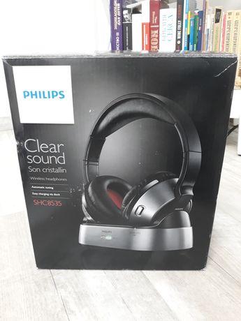Бездротові навушники hi-fi  SHC8535/10